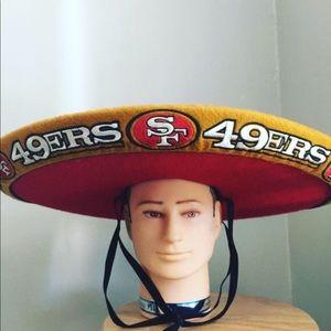Custom Made Mariachi San Francisco 49ers